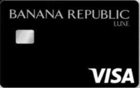 Banana Republic Luxe Credit Card