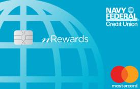 NFCU nRewards® Secured Credit Card