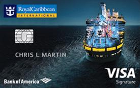 Royal Caribbean® Visa Signature® Card