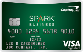 Capital One® Spark® Cash Select for Business