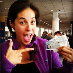 Global Entry TSA PreCheck