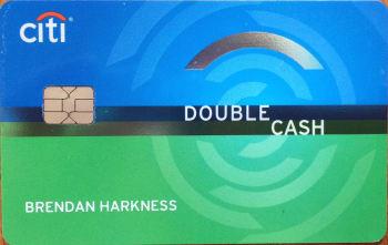 Citi Double Cash Front