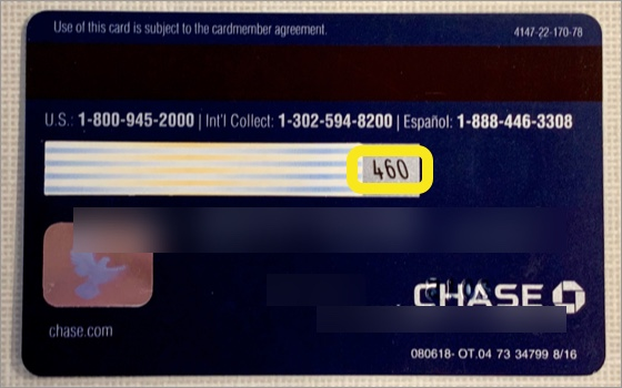 What Is A Credit Card Cvv Number Where Can You Find It