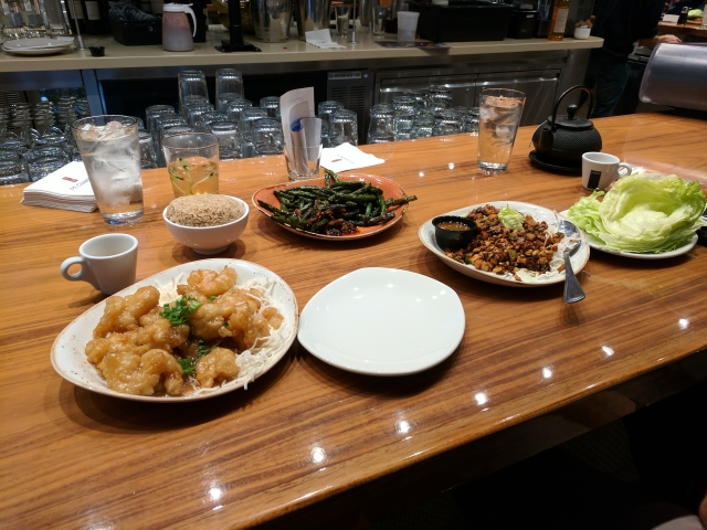 $60 of free food at P.F. Chang's, all thanks to the Chase Sapphire Reserve