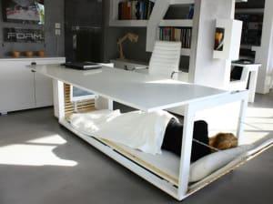 scrivania letto designer greco NL