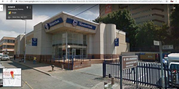 Standard Bank Doornfontein