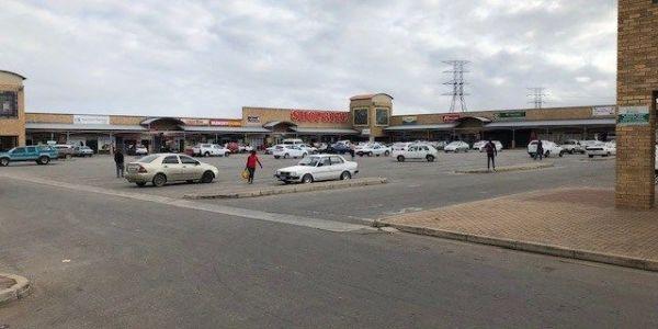 Ziyabuya Shopping Centre