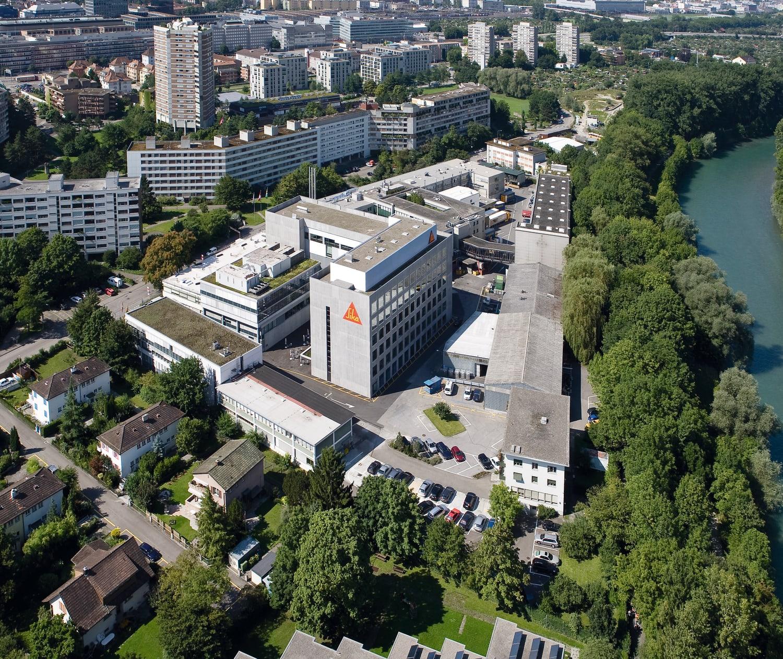 Sika Head Office, Switzerland