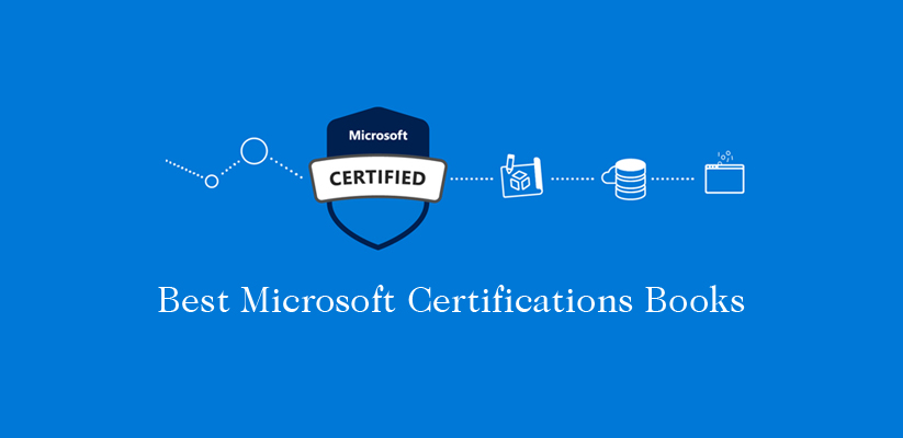 10 Best Microsoft Certifications Books