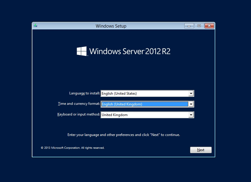 Resetting the Administrator Password on a Windows 2012 R2 VM