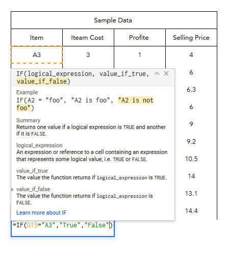 9 helpful tips and formulas in EXCEL