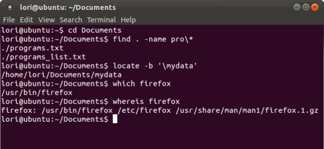 40 Examples Use find Command on Ubuntu