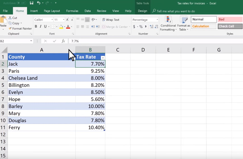 How To Using Sheet Names In Formulas Excel