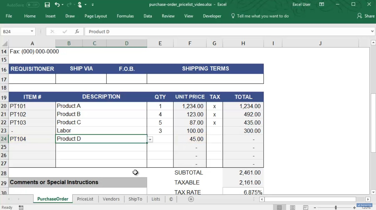 How to create A dynamic named range expands automatically in Excel
