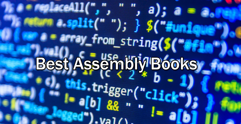 10 Best Assembly Books of 2020