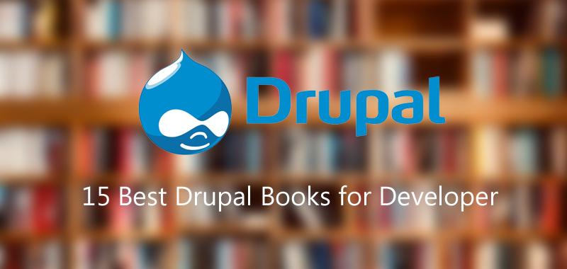15 Best Drupal Books for Developer