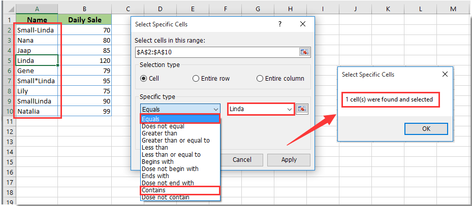 How to Count Cells with Text in Excel