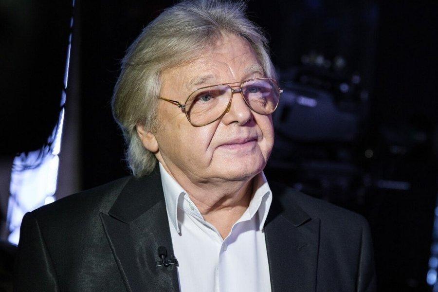 СМИ сообщают об экстренной госпитализации певца Юрия Антонова
