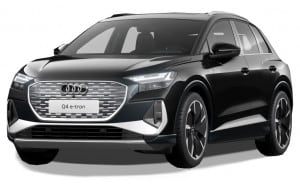 Audi Q4 e-tron - DirectLease.nl leasen