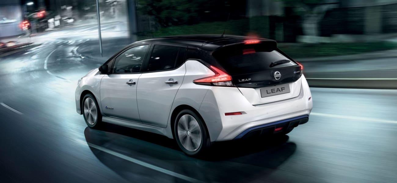 100% elektrische Nissan Leaf uit voorraad leverbaar!