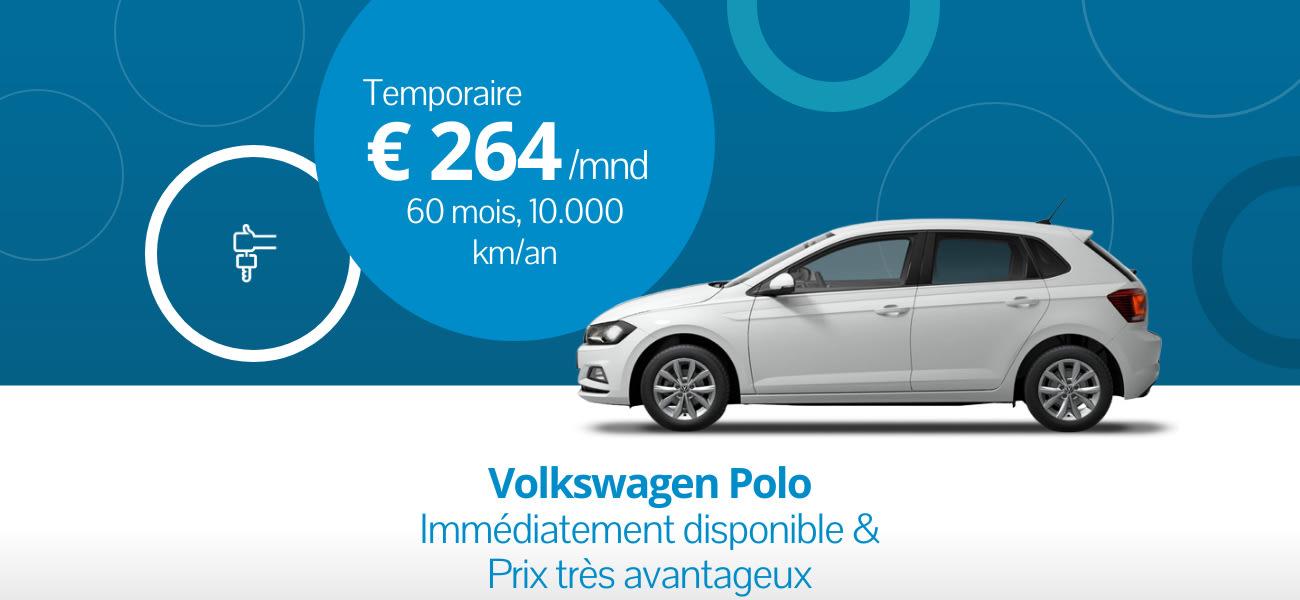 Volkswagen Polo - Immédiatement disponible