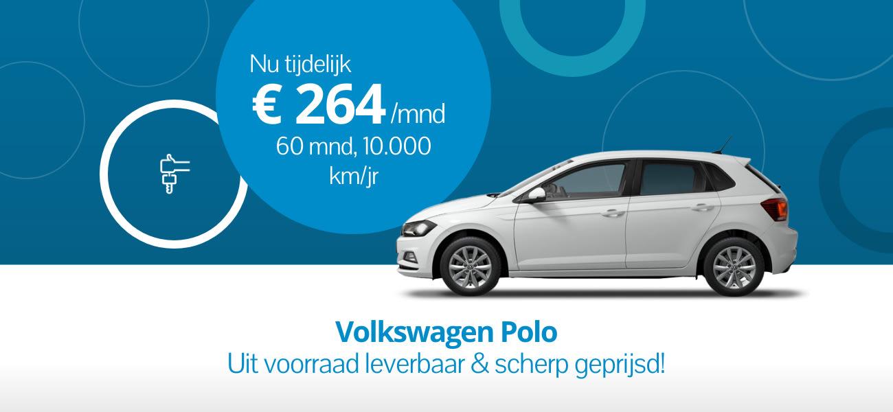 Volkswagen Polo - Uit voorraad leverbaar