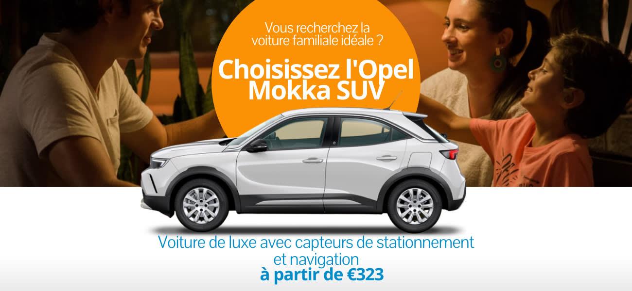 Private lease een Opel Mokka