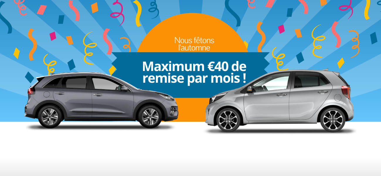 DirectLease Offres d'automne!