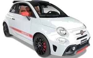 Fiat 500C - DirectLease.nl leasen