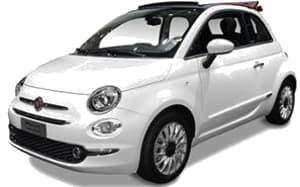 Fiat 500C (oud model) - DirectLease.nl leasen