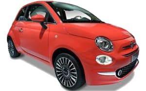 Fiat 500 (oud model) - DirectLease.nl leasen
