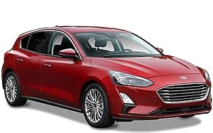 Ford Focus Hatchback - DirectLease.nl leasen