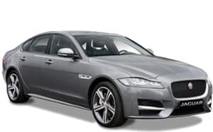 Jaguar XF - DirectLease.nl leasen