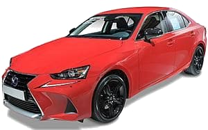 Lexus IS - DirectLease.nl leasen