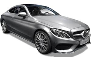 Mercedes-Benz C-Klasse Coupé - DirectLease.nl leasen