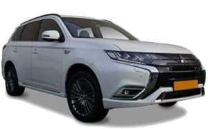 Mitsubishi Outlander - DirectLease.nl leasen