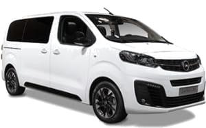 Opel Zafira-e Life - DirectLease.nl leasen