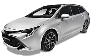 Toyota Corolla Touring Sports 1.8 Hybrid Dynamic