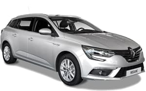 Renault Mégane Estate Blue dCi 115 EDC Business Zen (uitlopend)