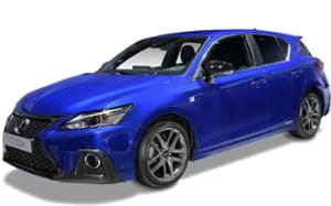 Lexus CT - DirectLease.nl leasen