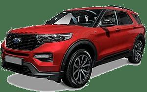 Ford Explorer - DirectLease.nl leasen