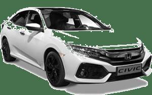 Honda Civic 5-deurs 1.5 i-VTEC Sport plus auto