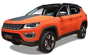 Jeep Compass - DirectLease.nl leasen