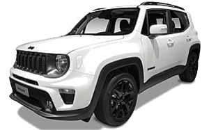 Jeep Renegade - DirectLease.nl leasen