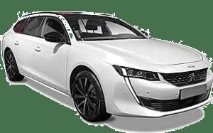 Peugeot 508 SW - DirectLease.nl leasen