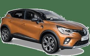 Renault Captur - DirectLease.nl leasen