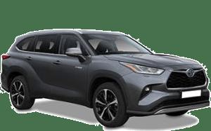 Toyota Highlander - DirectLease.nl leasen