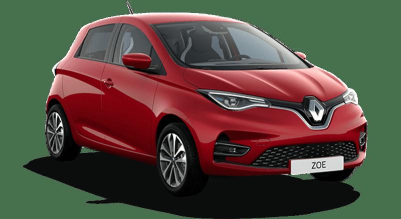 MAIN Renault Zoe Intens B-buy R135 Occasion