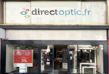 03d286bef22e5 Opticien à Thionville - Direct Optic