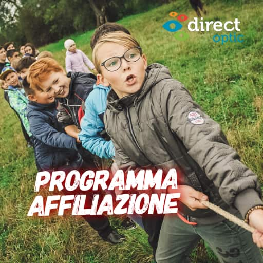 Programma Affiliazione Direct Optic